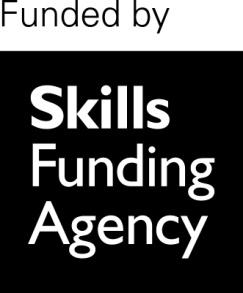 Skills funding logo